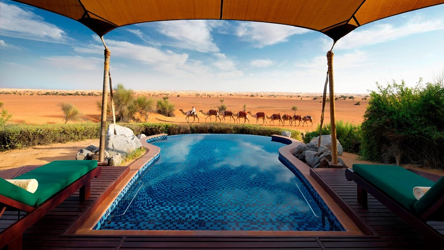 10 Best Luxury Desert Resorts in the UAE