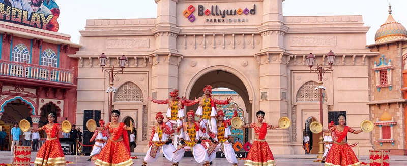 29 AED Entry to Bollywood Parks on Feb 27-28-29
