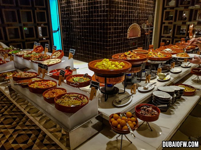 Superbrunch at Radisson Blu Deira