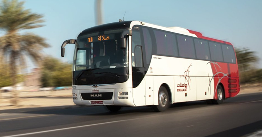 How to Travel from Dubai to Muscat Oman via Public Bus Transport