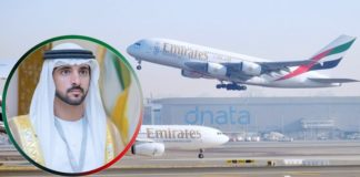 dubai government to support emirates airlines