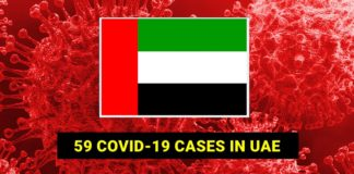 new cases covid-19 uae total of 59
