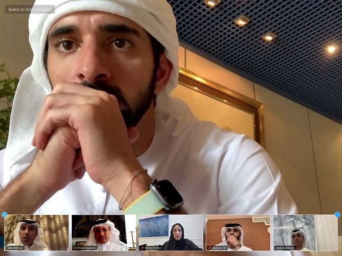 Our Goal is Your Protection - Prince Hamdan