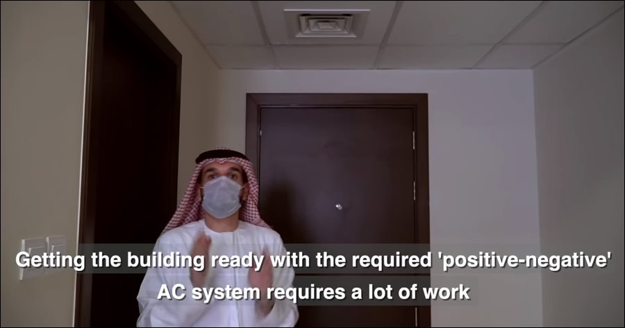 aircondition positive negative ac system