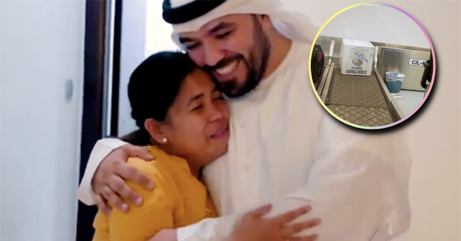 [Watch] Emirati Vlogger Khalid Al Ameri Plans Surprise for Filipina Nanny and Visits Her Hometown