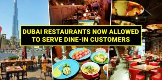 dubai restaurants now open to serve dine in