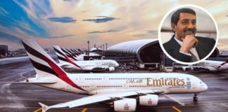 emirates airline resume flights april 6
