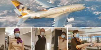 etihad airways to operate airline flights