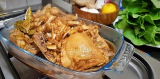 how to cook filipino chicken adobo