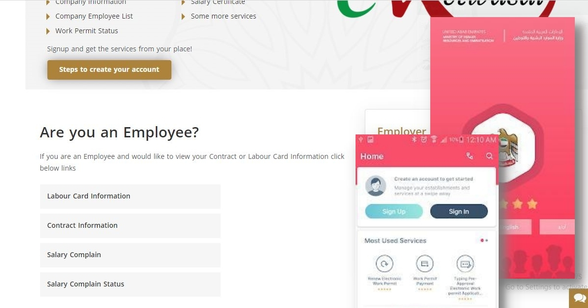 How to Get a Copy of Your Labour Contract Online