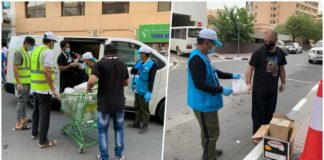 PCG-Dubai Donates 50,000 Meals to Residents Affected by COVID-19