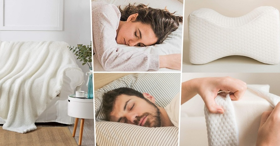 comfortable bedsheets and pillows for your home