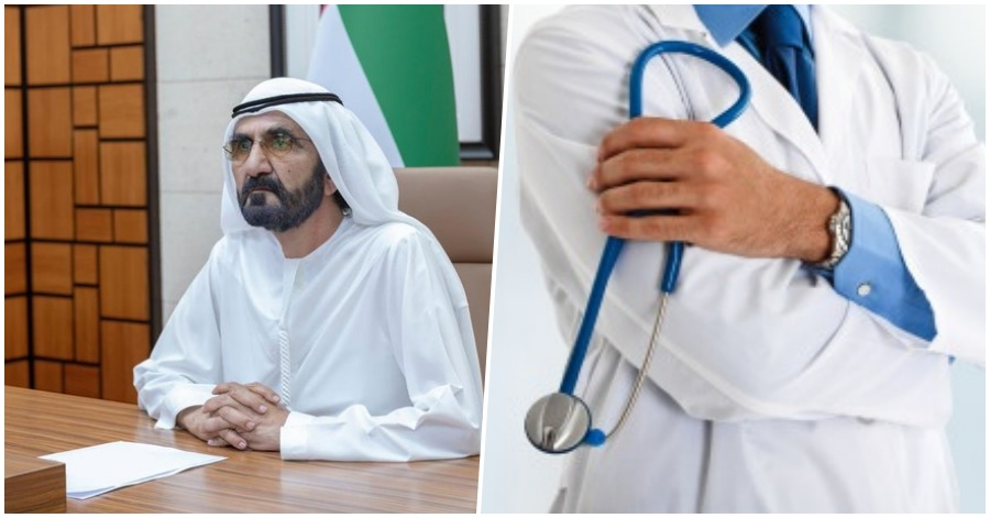 DHA to Grant 10-Year Visas to Covid-19 Frontliners