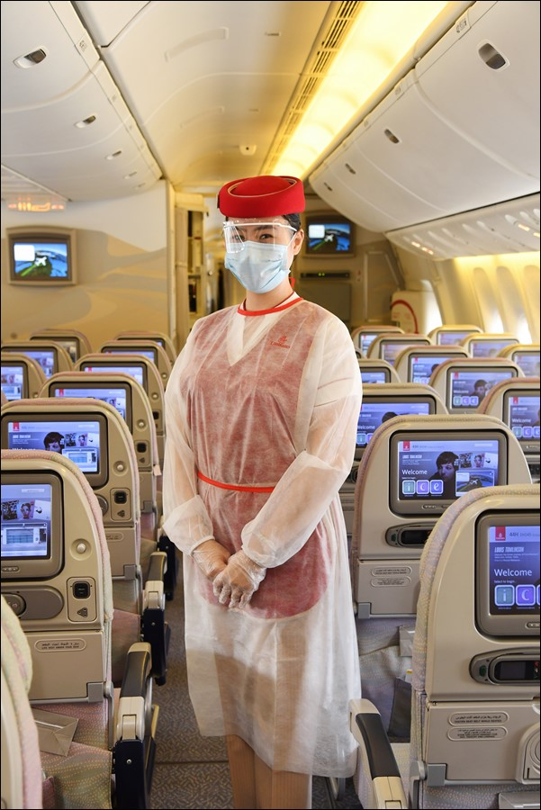 emirates airline travel safety