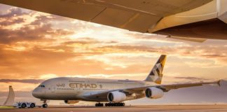 etihad airways repatriation flights