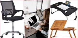 work from home office accessories