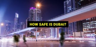 how safe is dubai