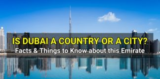 is dubai a country