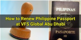 renew philippine passport