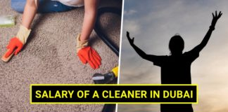 domestic worker cleaner life in uae