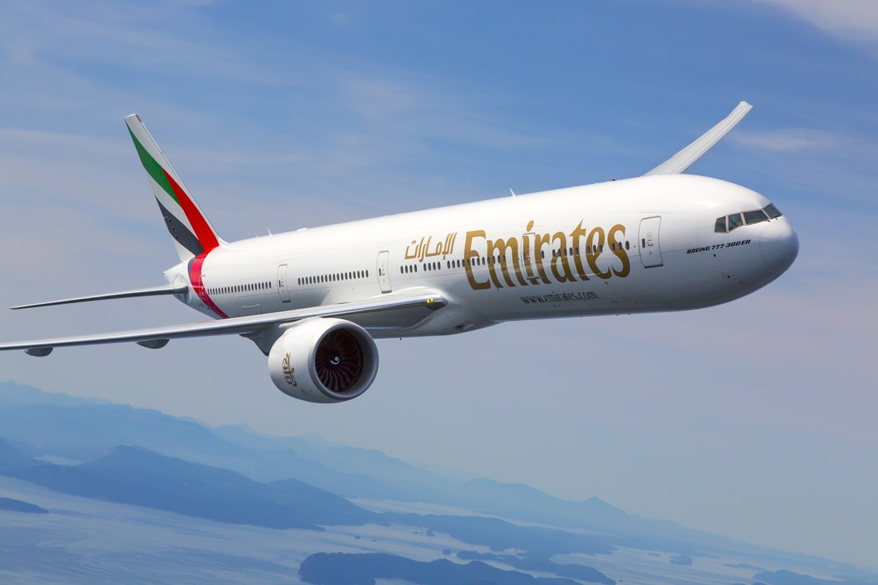 emirates dubai to clark reopen