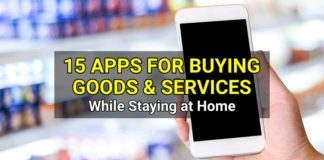 shopping and services apps