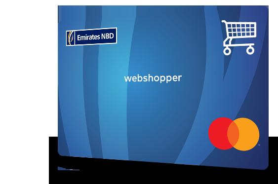 web Shopper Card
