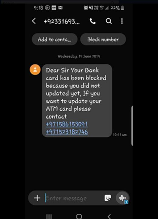 [ALERT] Beware of WhatsApp Scams Threatening to 'Freeze' Bank Account