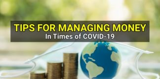money tips covid-19