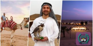 Dubai Desert Safari Hailed as World's Best Tourism Experience