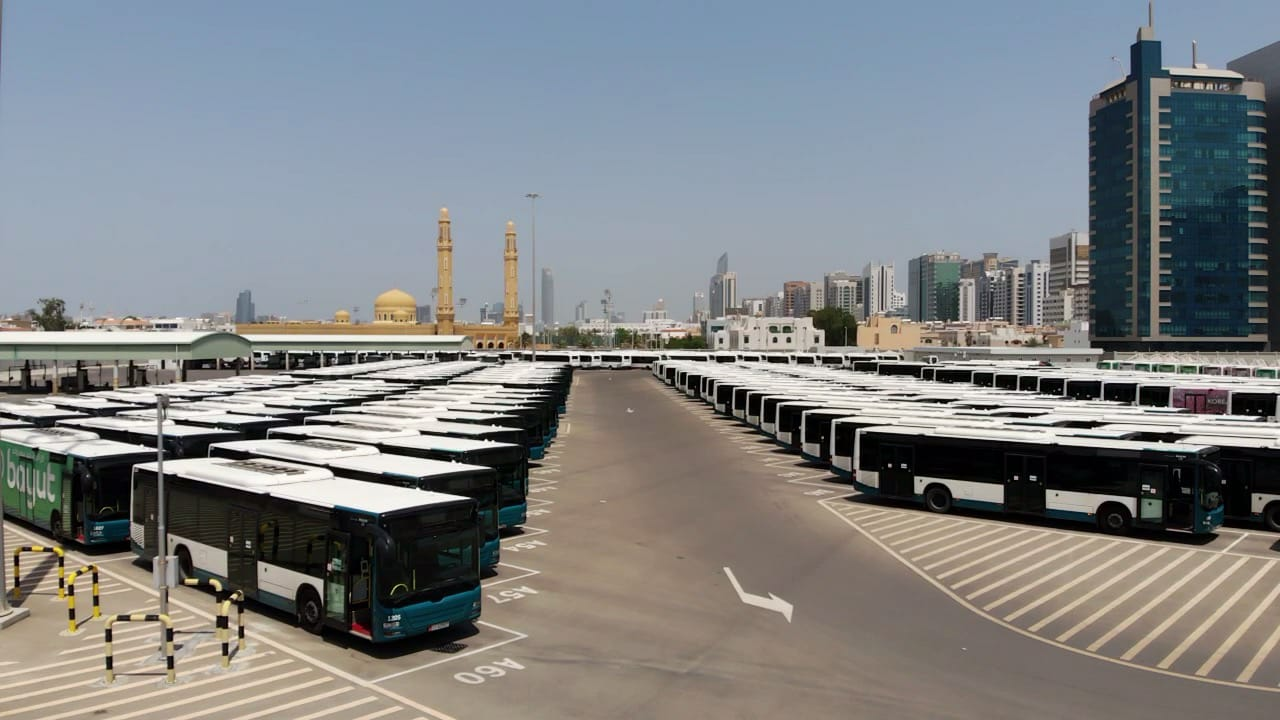 520 Buses Now Equipped with Free Wi-Fi in Abu Dhabi