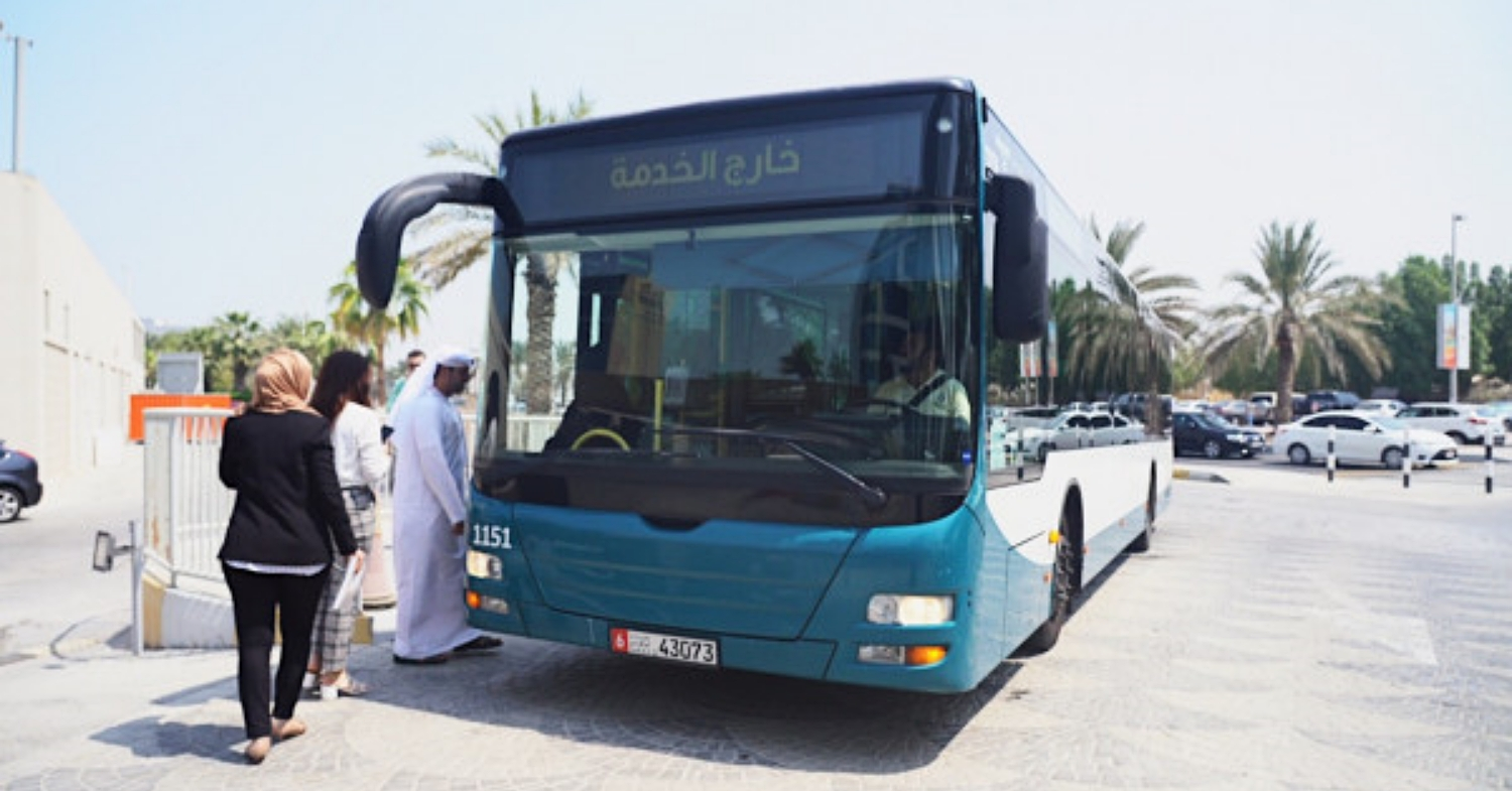 Abu Dhabi to Add 146 New Public Buses for Commuters Starting August 19