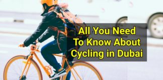 All You Need to Know about Cycling in Dubai