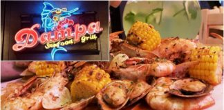 Dampa Seafood Grill