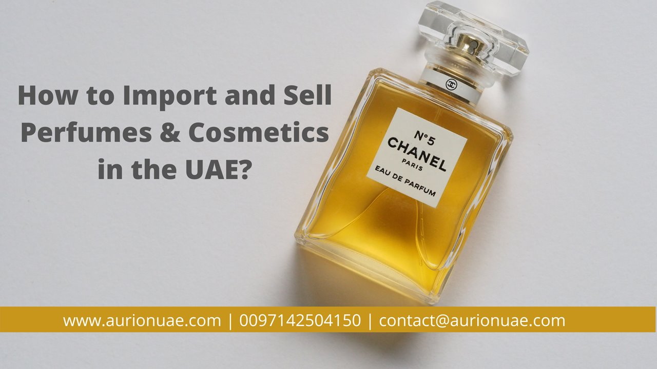 How to import and sell cosmetics in UAE
