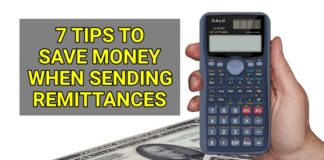 Tips to Save Money When Sending Your Remittances