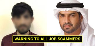 dubai police arrest fake jobs scammers