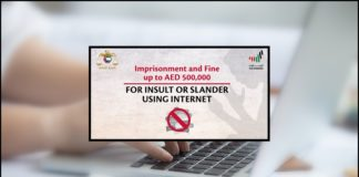 [WARNING] Posting Defamatory Content on Social Media Can Be Fined By Up to AED 500,000 in UAE