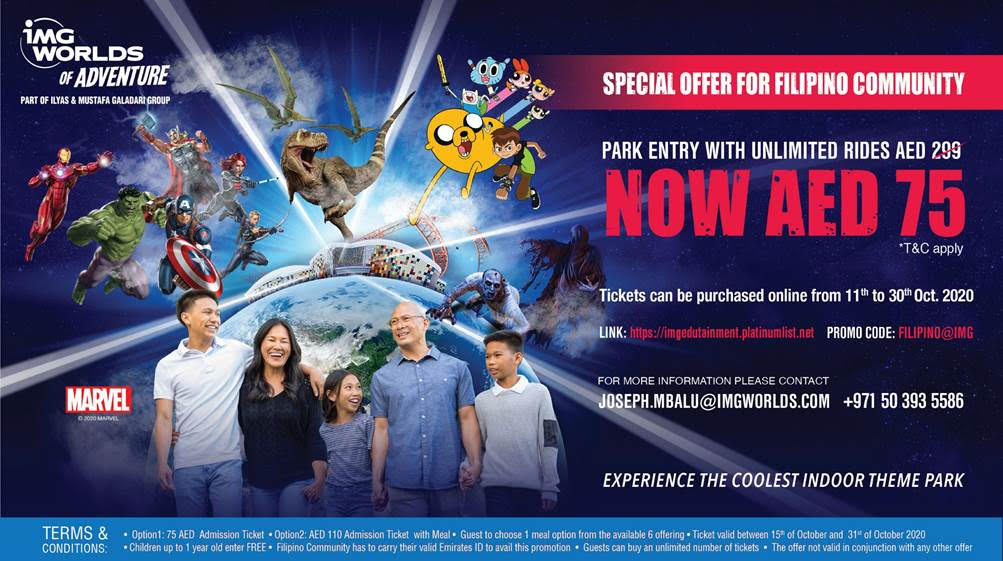 img worlds of adventure kabayan sale