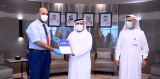 RTA Recognizes Dubai Driver Who Returned Bag With AED 250,000