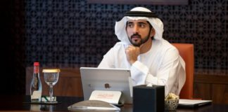 [VIDEO] Dubai Crown Prince Unveils Hamdan Smart Station for Simulation And Training