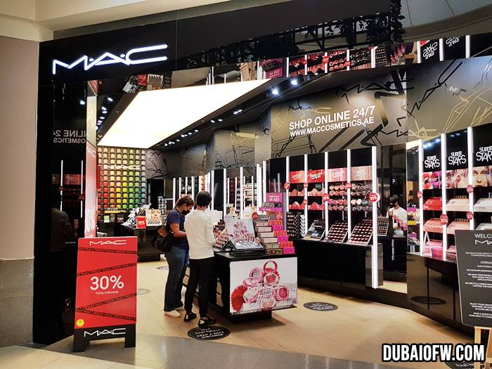 MAC dubai sale
