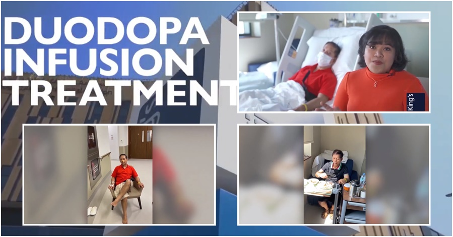 [WATCH] First Filipino Parkinson's Disease Patient Regains Strength, Mobility After Receiving Treatment at King's College Hospital in Dubai