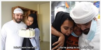 WATCH: Khalid and Salama Say Goodbye to Nanny, Surprises Her with Big Wedding Gift