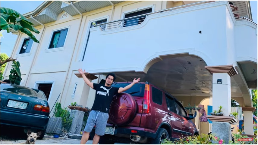 WATCH: OFW Vlogger in Dubai Gives Tour of Dream House in Philippines