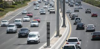Driving in the UAE: Sudden Swerving to Cost Drivers a AED 1,000 Fine and Four Black Points