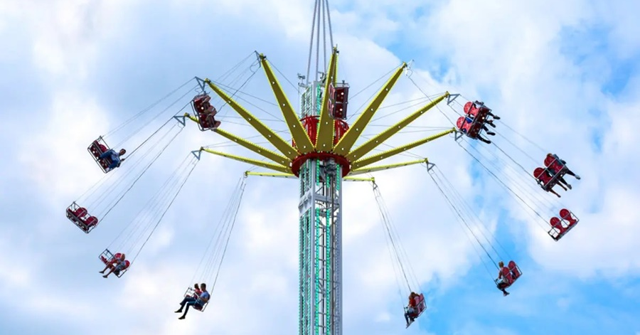 Dubai All Set to Open World's Tallest Swing Ride Next Week