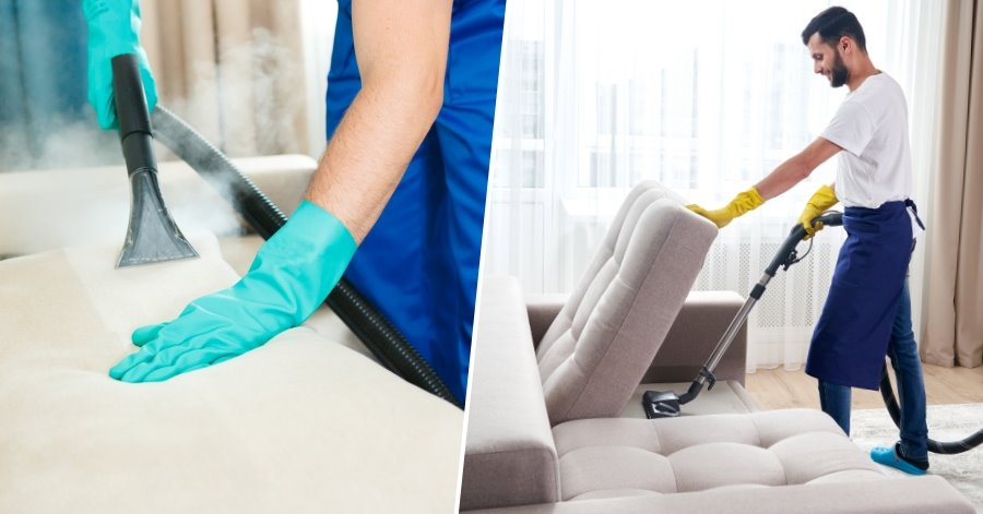 cleaning sofa in dubai