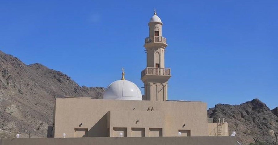 New Mosque that Can Accommodate Up to 300 Worshippers Now Open in UAE