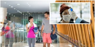 No More Temperature Checks Required at Dubai Gyms, Sports Venues Starting January 1